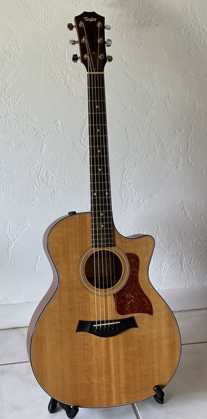 Taylor 314 CE Acoustic Guitar 2007 with Hard Case for Sale in Miami, FL