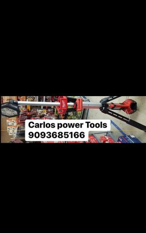 MILWUAKEE M18 CORDLESS OR CORDED DUAL POWER TOWER LIGHT BRAND NEW TOOL ONLY for Sale in San Bernardino, CA