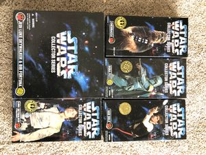 Original in boxes Star Wars GI Joe. Collector Series for Sale in San Diego, CA