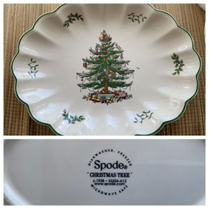 Spode Christmas Tree 2019 oval platter for Sale in Fort Lauderdale, FL