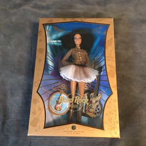 Hard Rock Cafe Barbie for Sale in Fairfield, OH