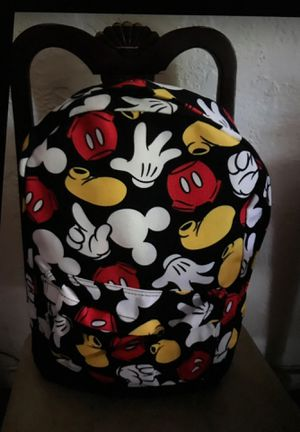 Mickey mouse backpack new with tags for Sale in Riverside, CA