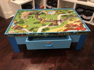 Thomas & Friends Wooden Train Table for Sale in Alexandria, VA