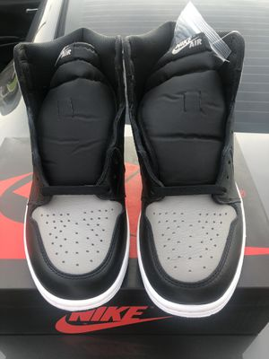 AJ1 Jordan 1 shadows Sz 12 no trades or blocking u for Sale in Nashville, TN