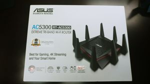 Asus RT-AC5300 Wi-Fi Router for Sale in HOFFMAN EST, IL