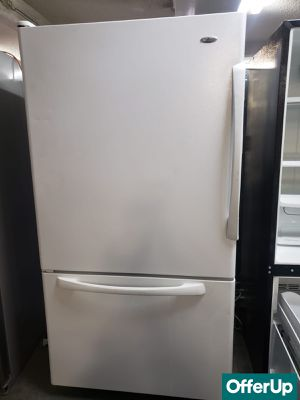 💎💎💎Works Perfect Amana Refrigerator Fridge With Warranty #1206💎💎💎 for Sale in Ontario, CA