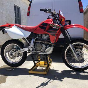 1 Honda XR 650 R mint condition California plated for Sale in Huntington Beach, CA