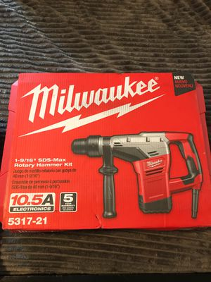 Milwaukee Power Tools for Sale in Vancouver, WA