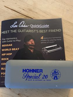 Brand New Harmonica Hohner Special 20 for Sale in Cambridge,  MA