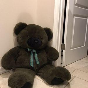 """Large Teddy Bear """"Smoke Free"""" for Sale in Bonney Lake, WA"""