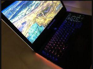 Alienware 17 r4 gtx 1080 Laptop And Backpack Bundle for Sale in Turlock, CA