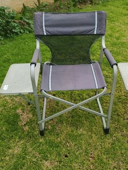 Directors Chair With Side Table (2) for Sale in Hawthorne,  CA