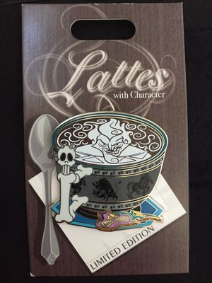 Disney Hades Hercules Latte Pin -NEW for Sale in Sunnyvale, CA