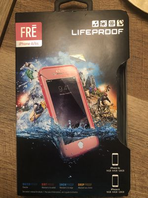 iPhone Lifeproof Case 6/6s for Sale in New Cumberland, PA