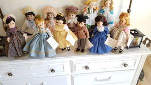 GREAT COLLECTION OF SOUTHERN HERITAGE DOLLS for Sale in Weeki Wachee, FL