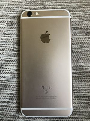 iPhone 6s unlocked for Sale in Charlotte, NC