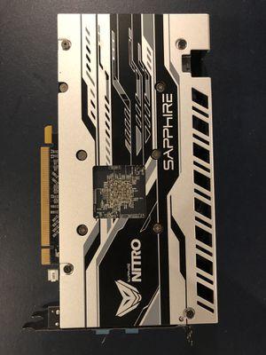 Sapphire Nitro+ RX480 for Sale in Wood Dale, IL