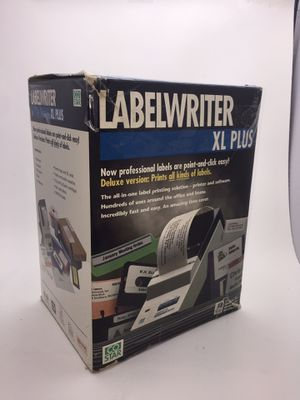 LABELWRITER XL PLUS - CO STAR - windows version for Sale in Los Angeles, CA