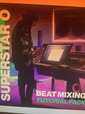 Beat mixing tutorial pack comes with 10 vst and plugins for Sale in Los Angeles, CA