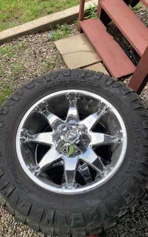 Rims and tires for Sale in Kansas City, MO