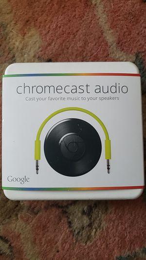 Chromecast Audio Gen1 for Sale in Bradenton, FL