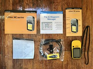 Garmin eTrex HC GPS- never used for Sale in Arlington, VA