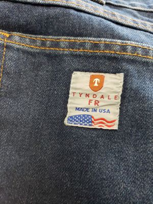Tyndale fr jeans for Sale in Compton, CA