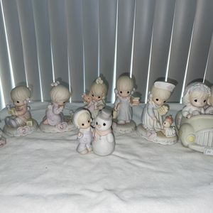 8 PC Precious Moments Collection for Sale in Fort Washington, MD