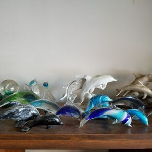 Collectible Dolphin Figurines for Sale in Joliet, IL