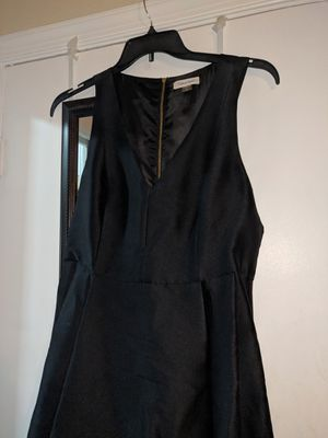 Black dress for party/prom/ HoCo for Sale in Tamarac, FL
