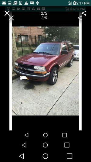 Chevy blazer ls 2001 for Sale in Washington, DC