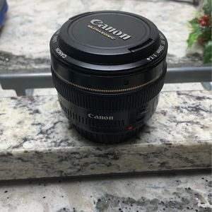 Canon EF 50mm for Sale in Los Angeles, CA