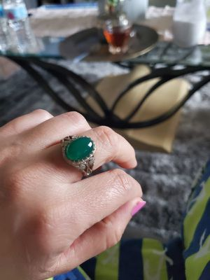 Silver ring size 8 for Sale in Dearborn, MI