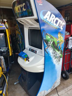 Arctic Thunder Arcade for Sale in Anaheim, CA