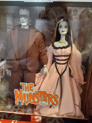 Barbies the munsters for Sale in Placentia, CA