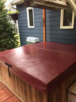 "Jacuzzi cover 77x89"" for Sale in Wilmington, MA"
