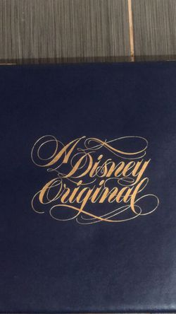 A Disney Original (Disneyland 30th Year 1995-1985) Walt Disney Edition Limited for Sale in Everett,  WA