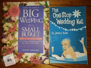 WEDDING PLANNING BOOKS for Sale in Magalia, CA