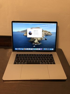 """MacBook Pro 15"""" 2018 (TouchBar) Upgraded 2.6GHz I-7, 16GB Ram, 4GB Graphics, 512Gb SSD for Sale in Redwood City, CA"""