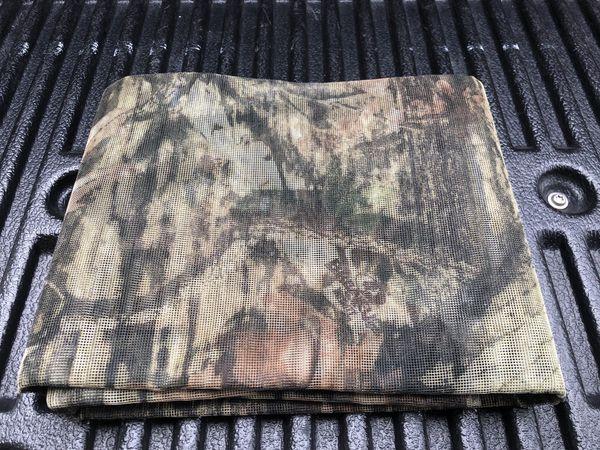 Camouflage Netting 12' x 5'