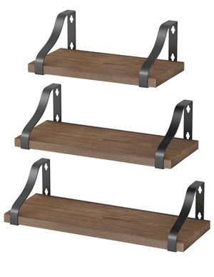 Shelves Wall Mounted, Set of 3 for Sale in Fremont, CA