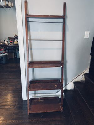 LADDER SHELF for Sale in Lansdowne, PA