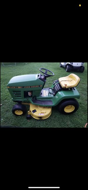 John Deere stx 38 lawn tractor for Sale in Maryland Heights, MO
