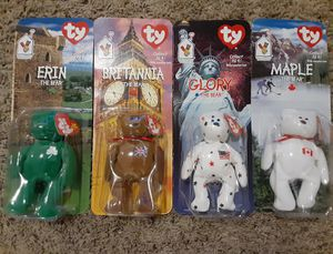 Ty Beanie Baby Collectibles for Sale in Layton, UT