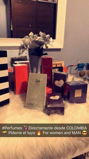 Perfumes desde COLOMBIA, delivery incluido... 70$ Ordena el tuyo y recíbelo en la puerta de tu casa!!!!! 🔥 for Sale in Boston, MA