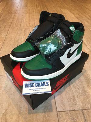 Nike Air Jordan 1 Pine Green Size 9 AJ1 for Sale in Salt Lake City, UT