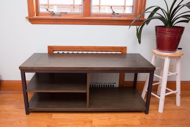 Crate and Barrel Credenza TV Console Stand Sideboard for Sale in Rego Park, NY