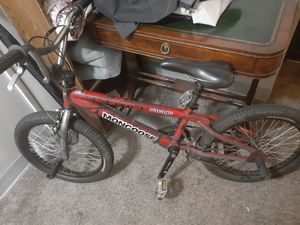 Mongoose ravage BMX for Sale in Vancouver, WA