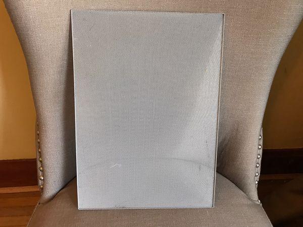 3 Klipsch Pro 4800 W In Wall speakers