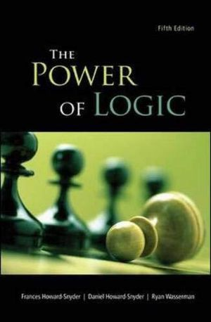 The power of logic 5th edition PDF for Sale in Riverside, CA